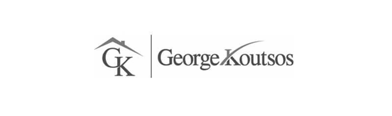 George Koutsos logo